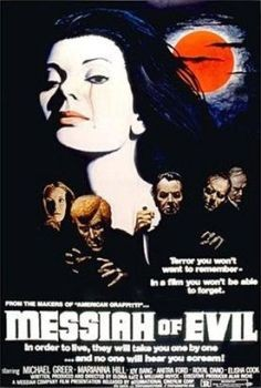 Messiah of Evil Affiche