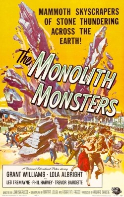 Monolith Monsters Affiche