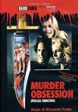 Murder Obsession Affiche