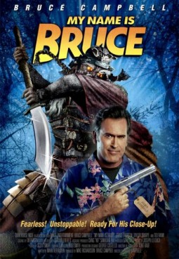 My Name is Bruce Affiche