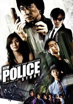 New Police Story Affiche