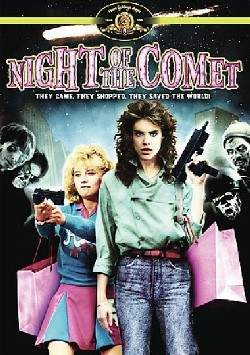 Night of the Comet Affiche