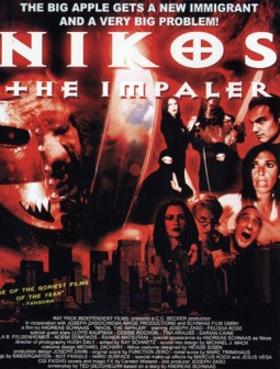 Nikos the Empaler Affiche