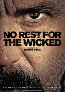 No rest for the wicked Affiche