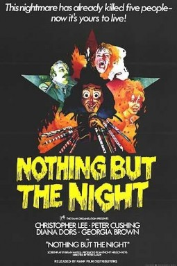 Nothing but the night Affiche