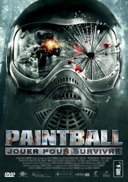 Paintball Affiche
