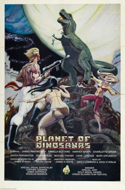 Planet of Dinosaurs Affiche