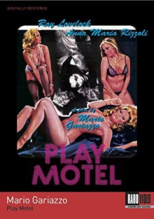 Play Motel Affiche