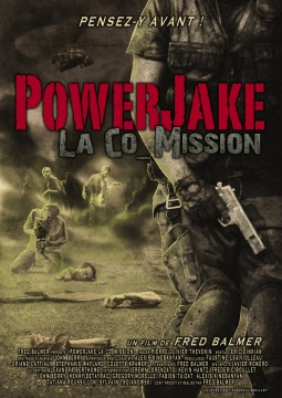 PowerJake : La Co_mission Affiche