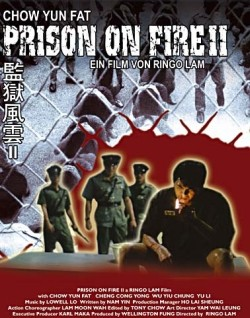 Prison On Fire 2 Affiche