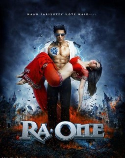Ra.one Affiche