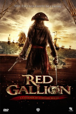 Red Gallion: La Légende du Corsaire Rouge Affiche