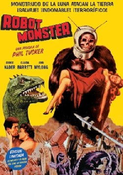 Robot Monster Affiche
