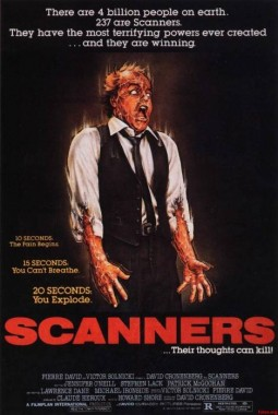 Scanners Affiche
