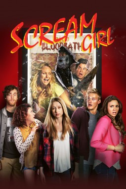 Scream Girl Affiche