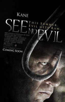See No Evil Affiche