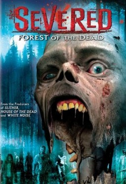 Severed: Forest of the Dead Affiche