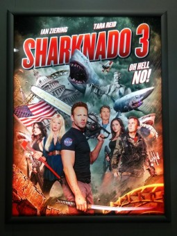 Sharknado 3 : Oh Hell No ! Affiche
