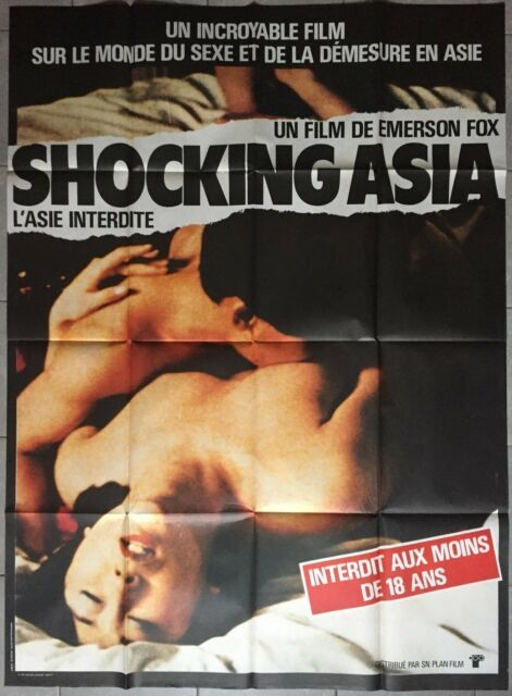 Shocking Asia: L'Asie interdite Affiche