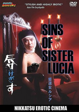 Sins of sister Lucia Affiche