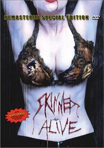 Skinned Alive Affiche
