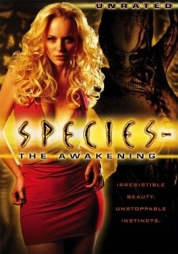 Species IV: The Awakening Affiche