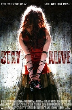 Stay Alive Affiche