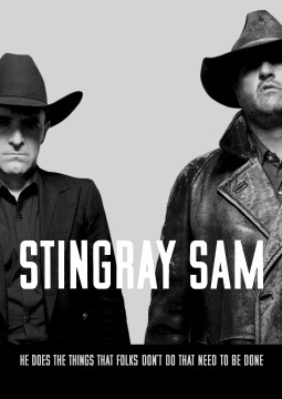 Stingray Sam Affiche