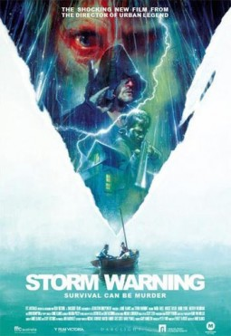 Storm Warning Affiche