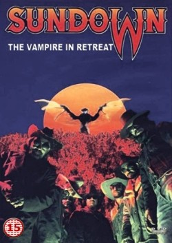Sundown : The vampire in retreat Affiche