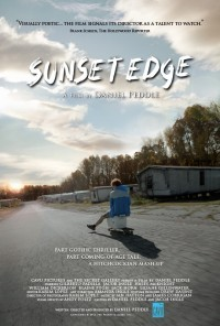 Sunset Edge Affiche