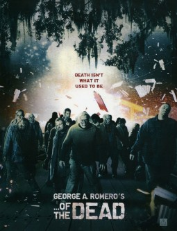 Survival of the Dead Affiche