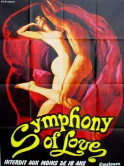 Symphony of Love Affiche