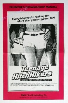 Teenage Hitchhikers Affiche
