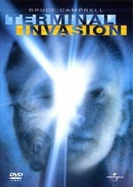Terminal Invasion Affiche