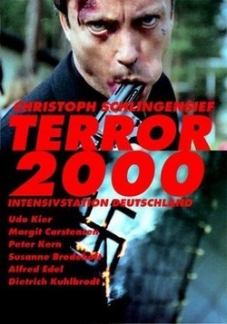 Terror 2000 : Germany out of Control Affiche