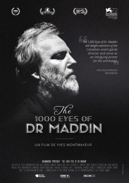 The 1000 eyes of Dr Maddin Affiche
