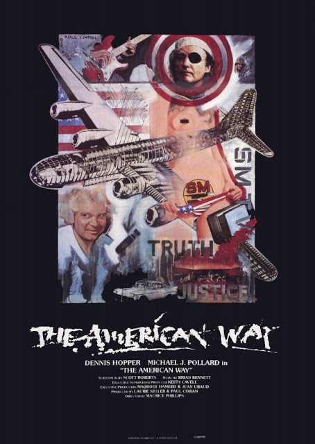 The american way Affiche