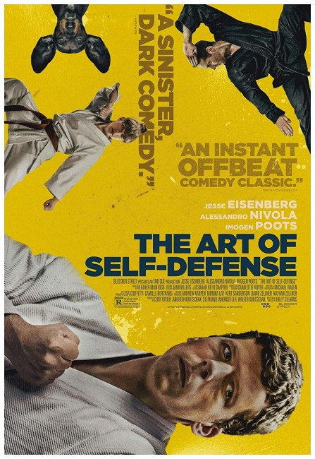 The art of self defense Affiche