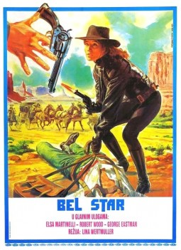 The belle starr story Affiche