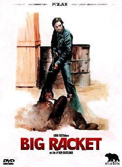 The big racket Affiche
