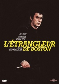 The Boston Strangler Affiche