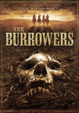 The Burrowers Affiche