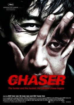 The chaser Affiche