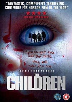 The Children Affiche
