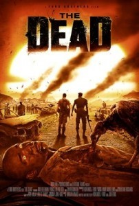 The Dead Affiche