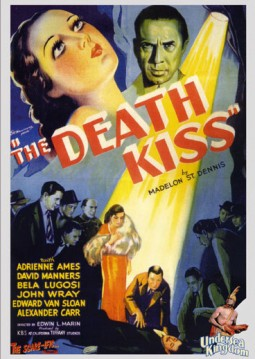 The Death Kiss Affiche