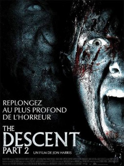 The Descent Part. 2 Affiche