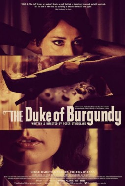 The duke of Burgundy Affiche