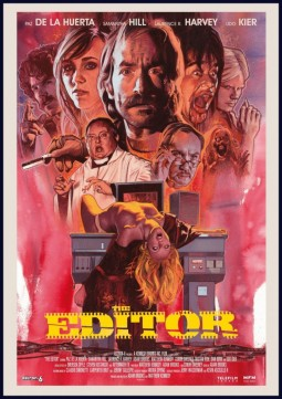 The editor Affiche